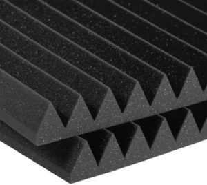 Auralex Studiofoam 2 inch Deep Wedge (12 Pack) - Charcoal