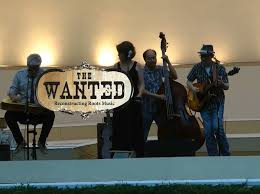 The band 'The Wanted'